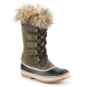 Sorel Joan of arctic winter boots size 7